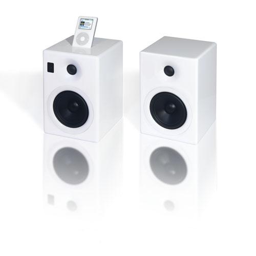 iPod-Sound-System von Teufel: iTeufel Box v2