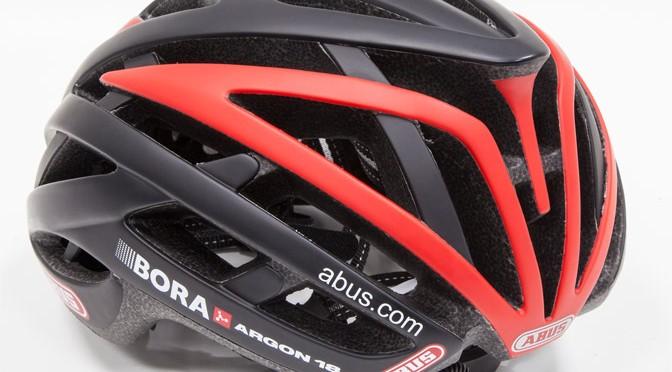 ABUS wird Helmsponsor des Profi-Radteams Bora-Argon 18