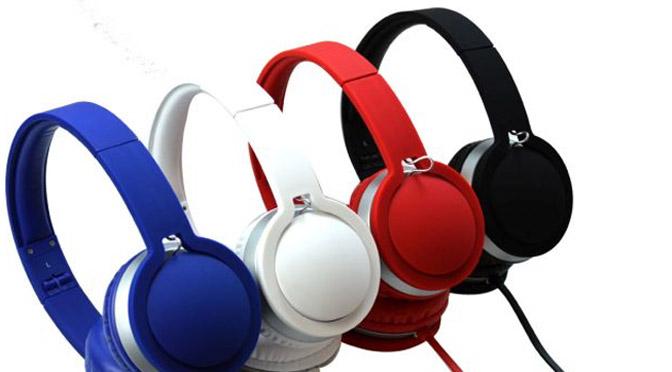 Style für jede Jackentasche: Der neue Overhead-Kopfhörer von Maxell