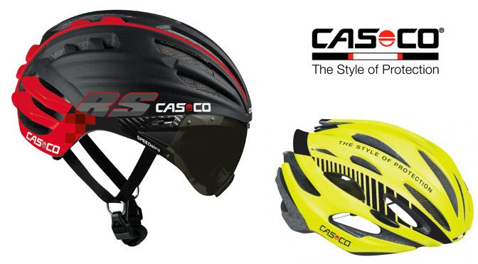Sicherheit auf dem Fahrrad – Helme von CASCO