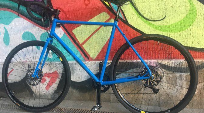 Poison Cyanit – ein Cyclocrosser aus Deutschland