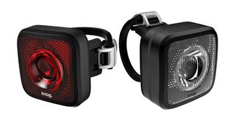 Knog Blinder MOB - Fahrradlampe für den Alltag