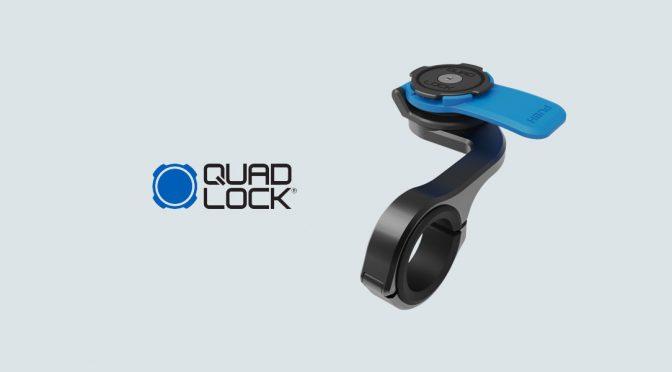 Quad Lock – die Smartphone-Halterung für das Fahrrad