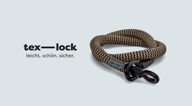 tex-lock Fahrradschlösser – leicht, mobil und einfach im Handling
