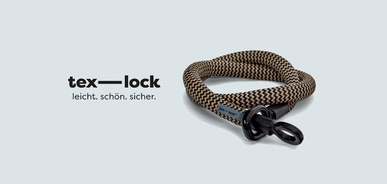 tex-lock Fahrradschlösser - leicht, mobil und einfach im Handling