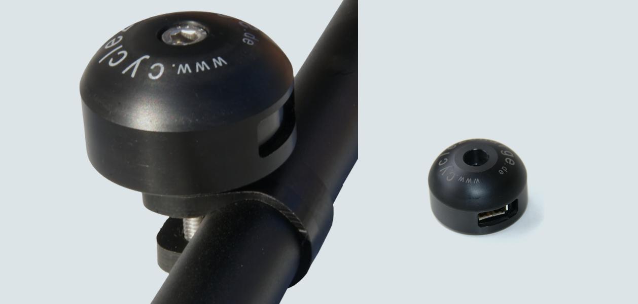 Mit Cycle2Charge ständig unter Strom – USB Ladegerät für das Fahrrad