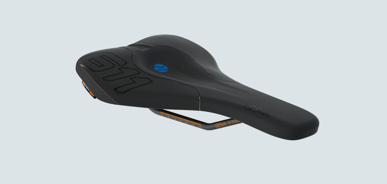 SQlab 611 Ergowave active – der ergonomische Fahrradsattel