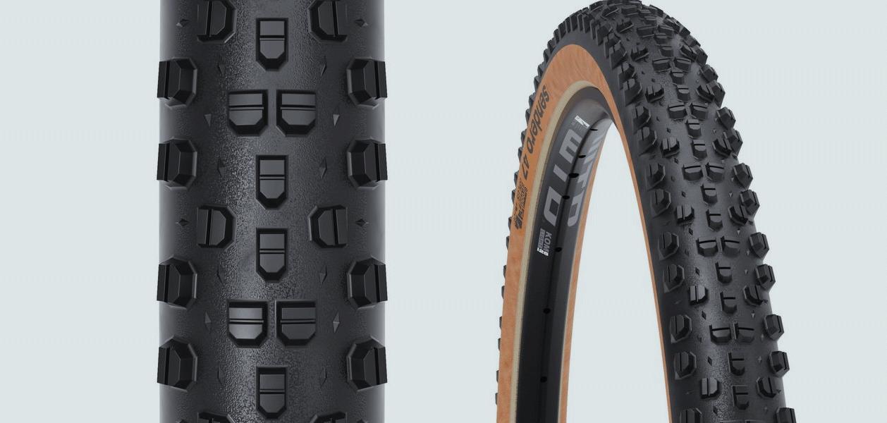 Fahrrad-Tuning mit WTB Reifen und Volt Sattel