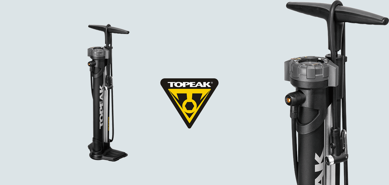 JOEBLOW Booster - die Fahrradpumpe für Tubeless-Reifen