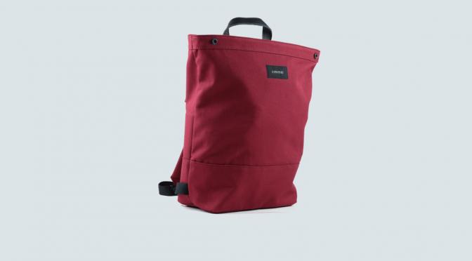 Fahrradtasche-Rucksack-Kombi von Zimmer Taschen