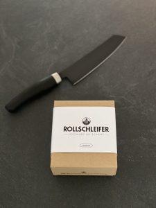 Horl Rollschneider - Messer schärfen