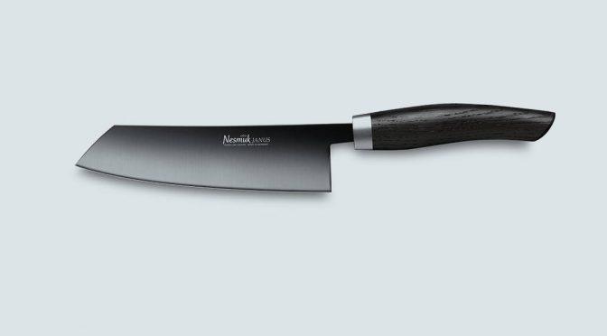 Edle und scharfe Messer – zu Besuch bei Nesmuk in Solingen