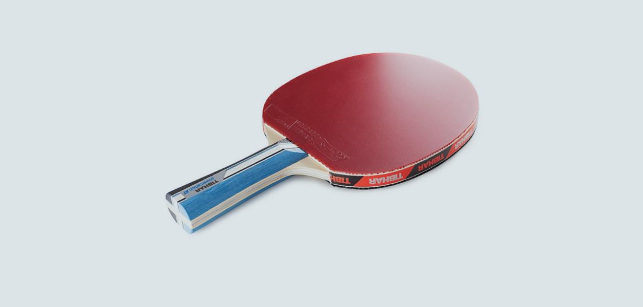 Tibhar Powercarbon XT - ein Tischtennisschläger für Einsteiger und Hobbyspieler