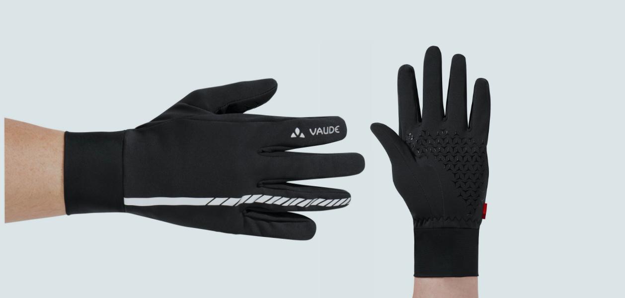 VAUDE Handschuhe auf dem Fahrrad - Wasser- und Winddicht
