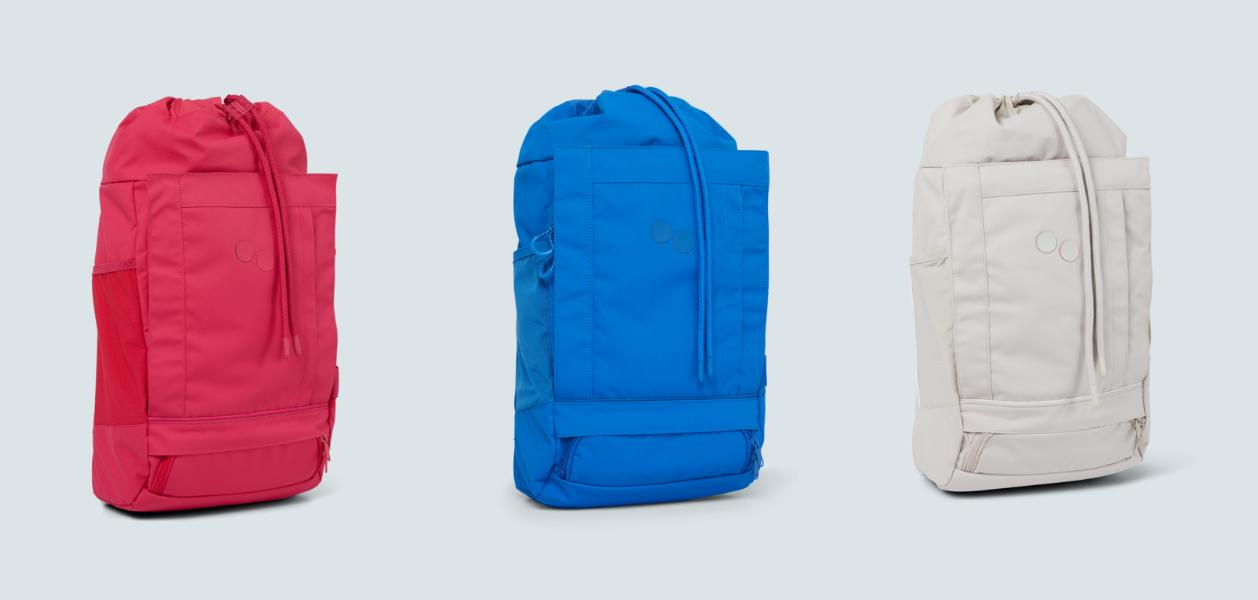 pinqponq Blok Medium - ein nachhaltiger Rucksack