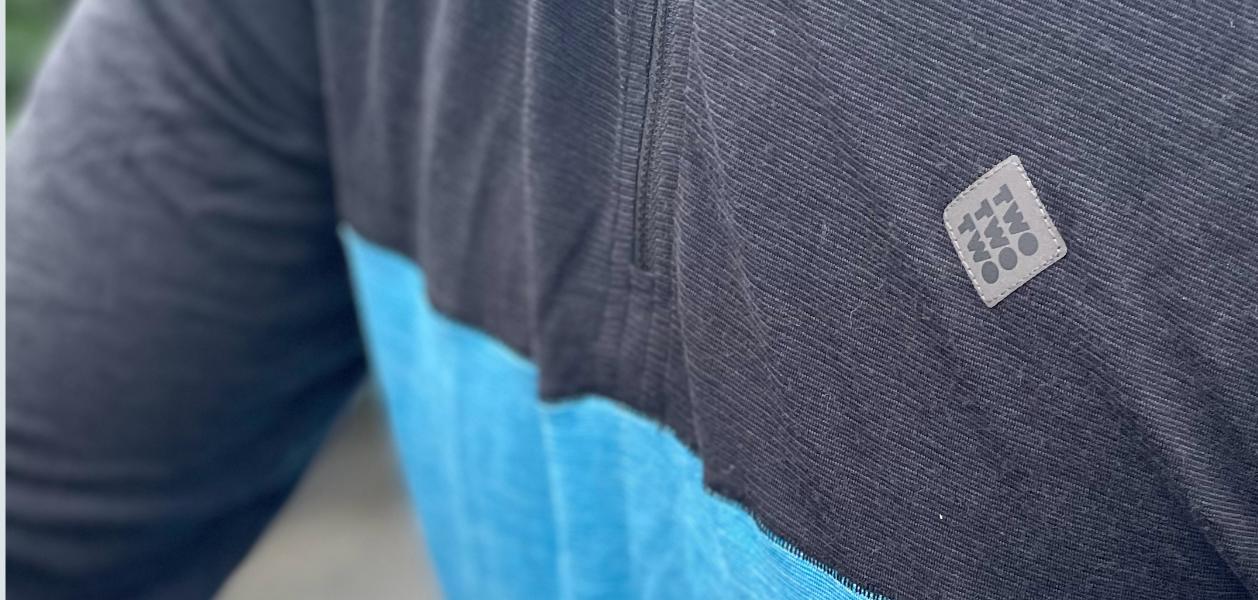Triple2 Jersey aus Merino und Tencel - ein leichtes Radtrikot
