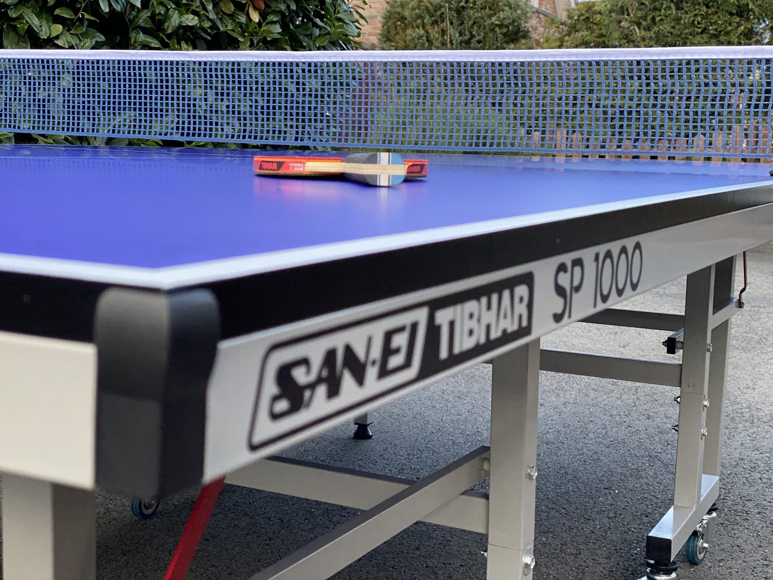 Tischtennisplatte San-Ei / Tibhar SP 1000