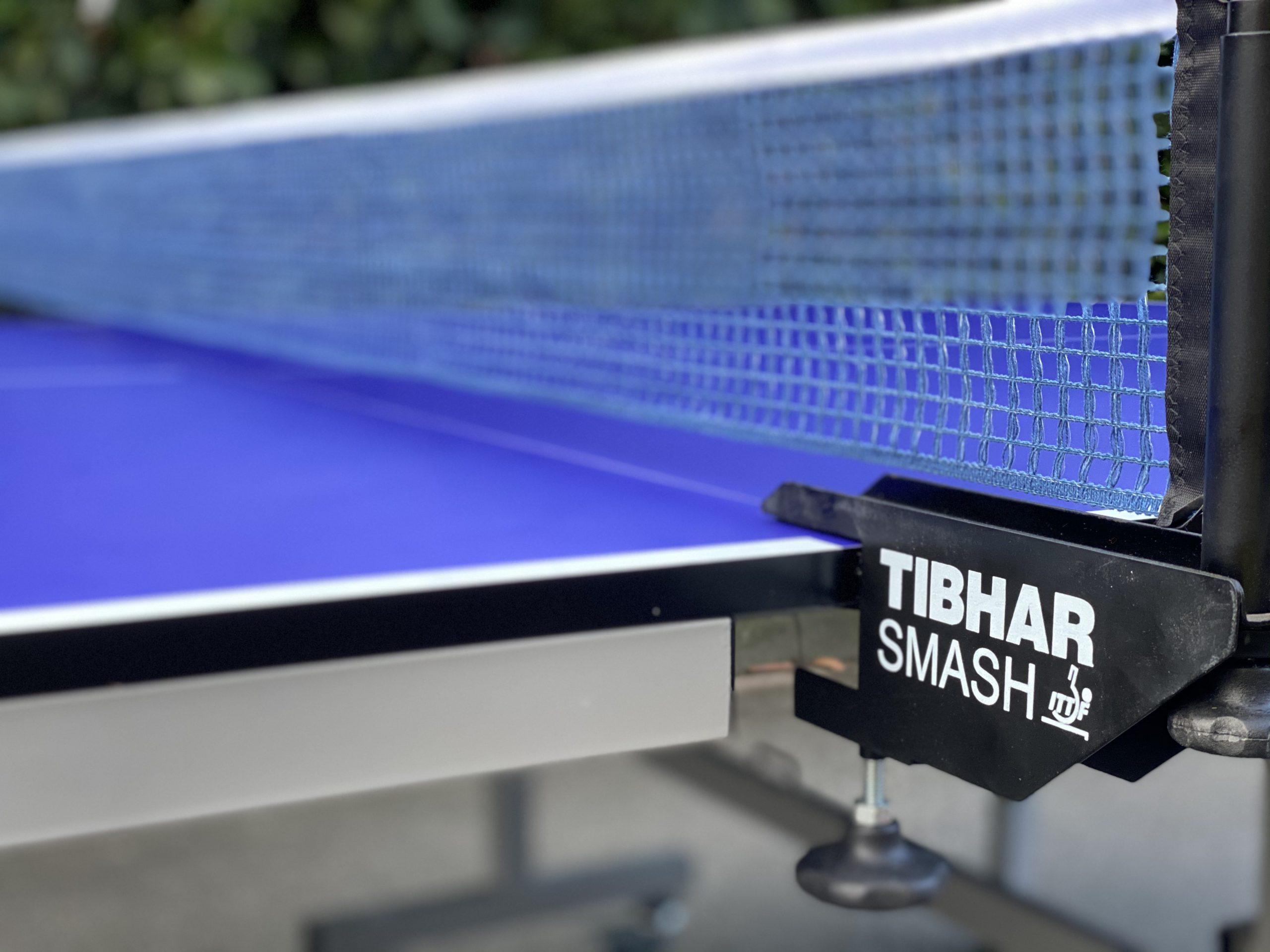 Tibhar Smash - das Netz