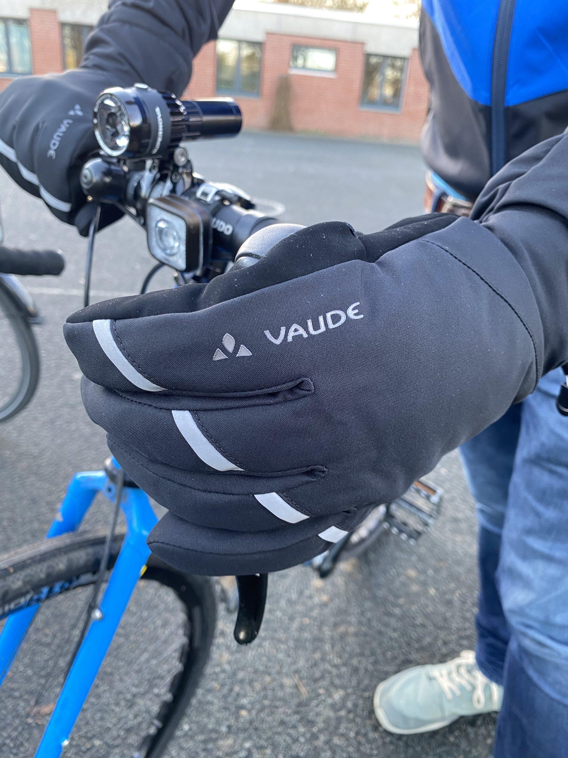 Warme Handschuhe von VAUDE - Tura Gloves II