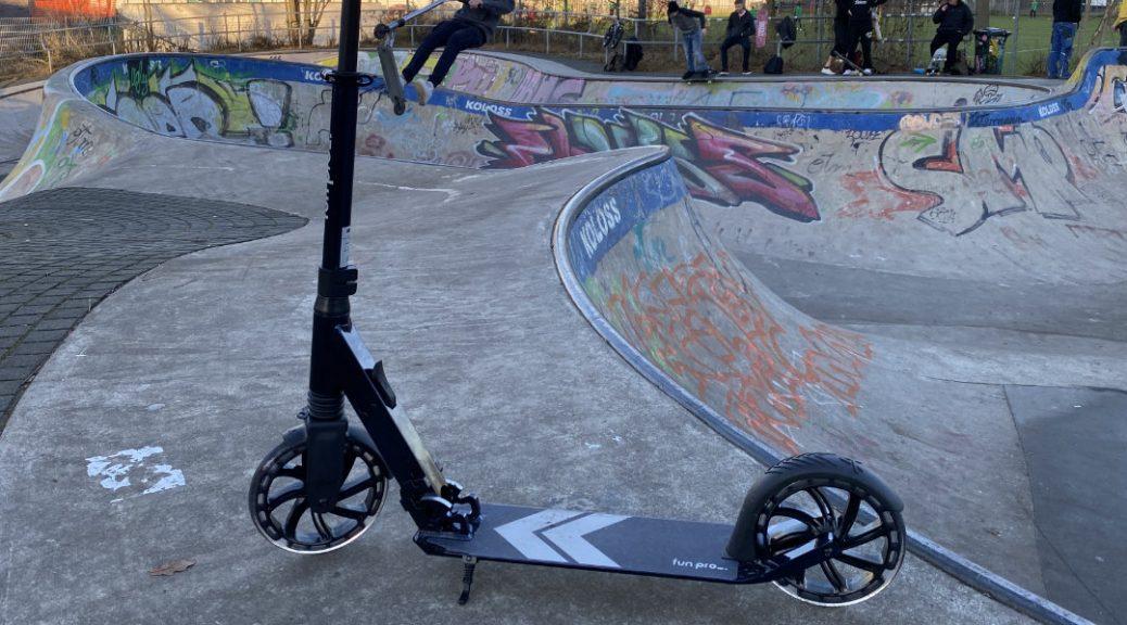 fun pro FIVE Roller