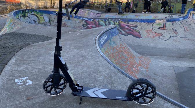 fun pro FIVE – Roller für Kinder und Erwachsene