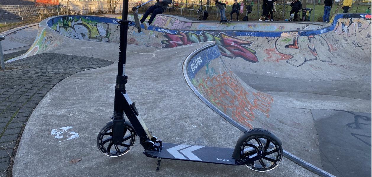 fun pro FIVE - Roller für Kinder und Erwachsene