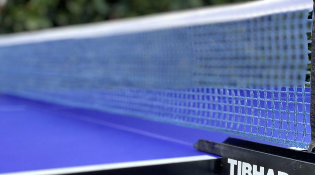 Tischtennisplatte für Einsteiger - San-Ei / Tibhar SP 1000