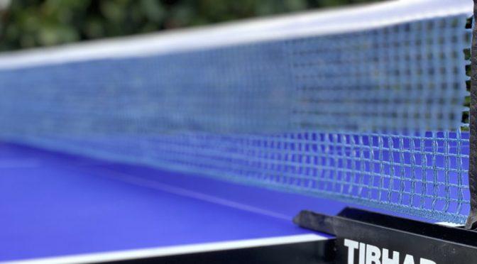 SAN-EI / Tibhar SP 1000 – Tischtennisplatte für den Freizeitspieler