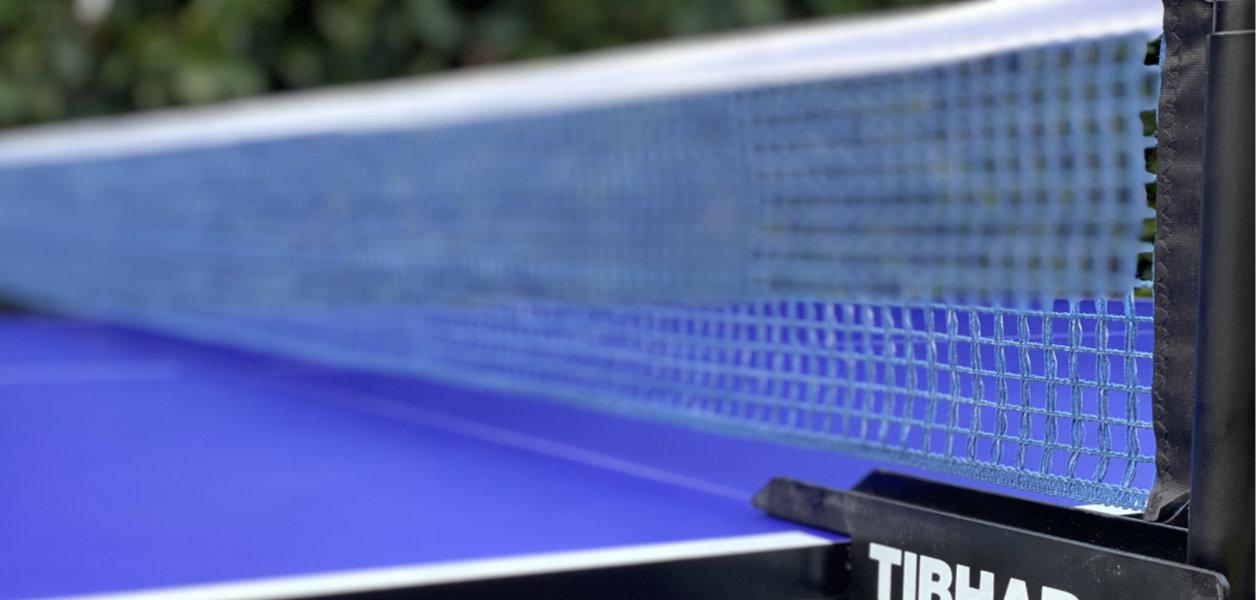 SAN-EI / Tibhar SP 1000 - Tischtennisplatte für den Freizeitspieler