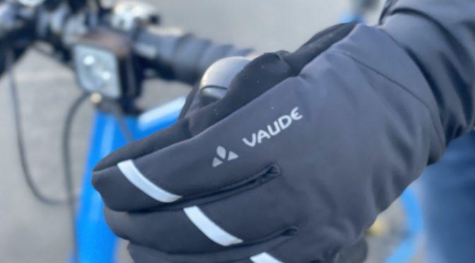 Warm durch den Winter – Handschuhe und Jacke von VAUDE