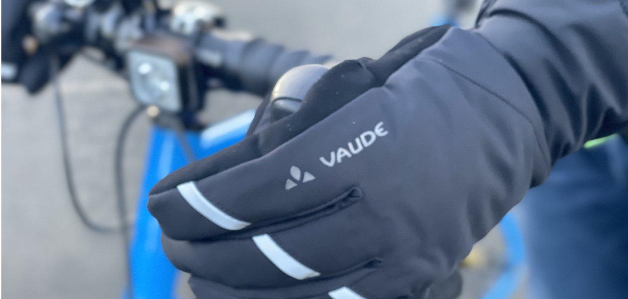 Warm durch den Winter - Handschuhe und Jacke von VAUDE