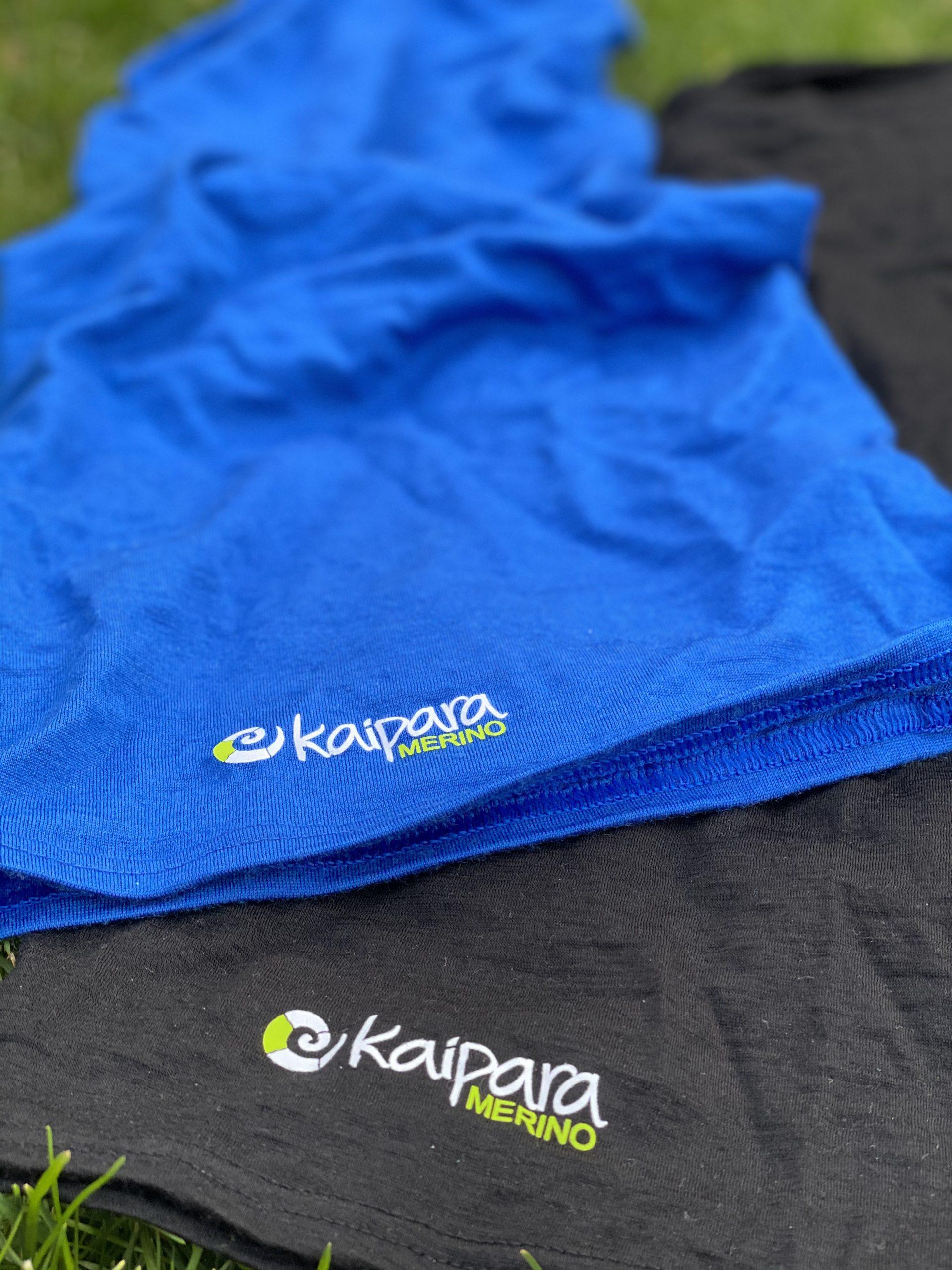 Kaiparo Halstücher aus Merinowolle
