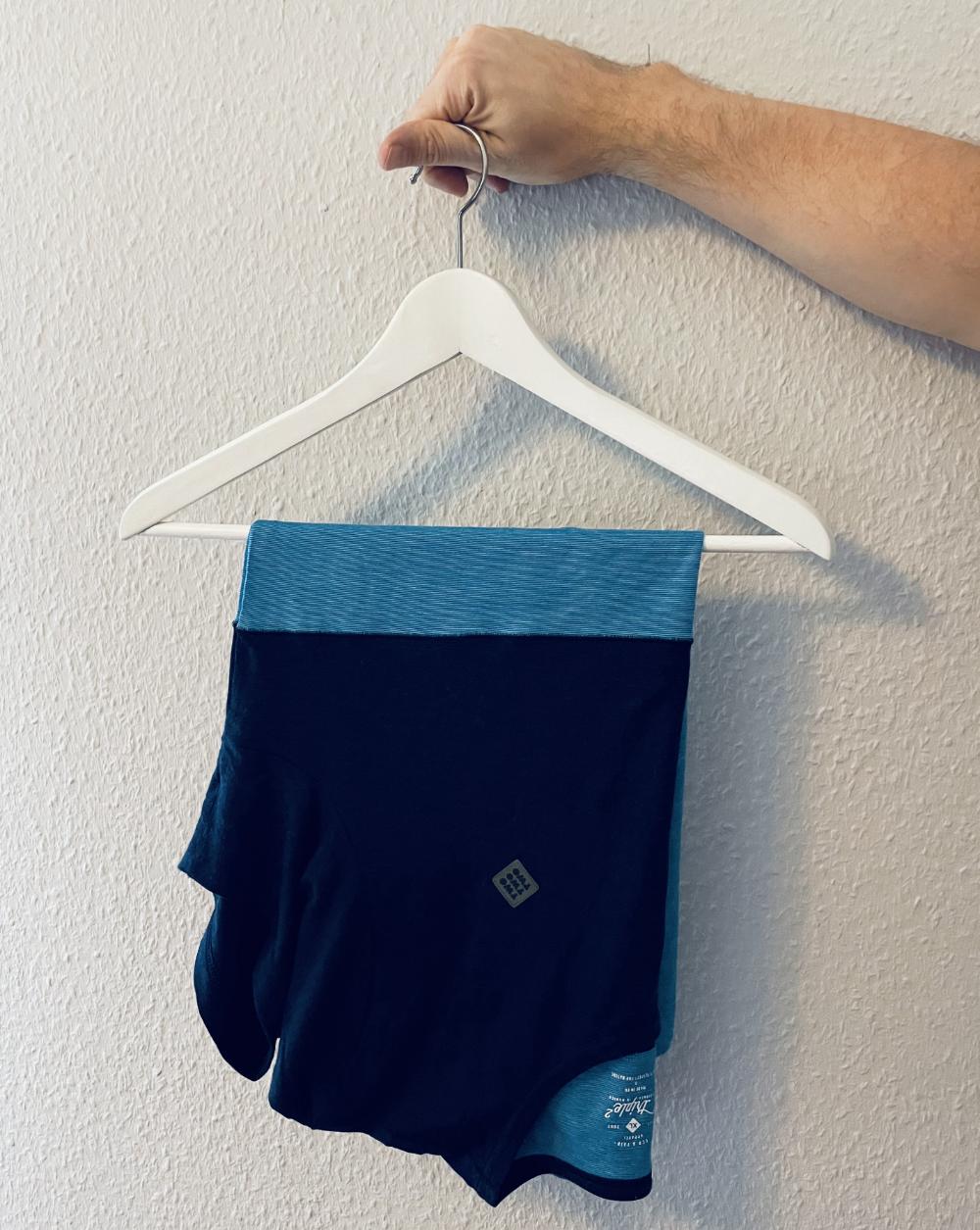 Triple2 T-Shirt aus Merino: TUUR nul
