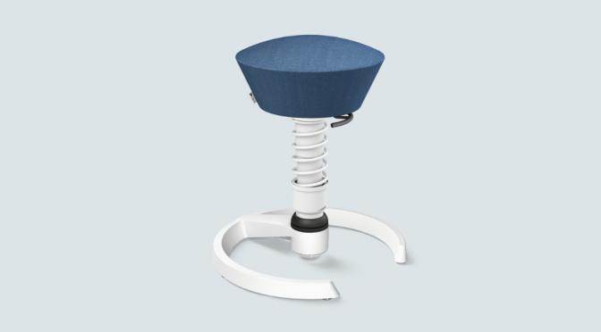 Aeris Swopper – der aktive Bürostuhl gegen Rückenschmerzen