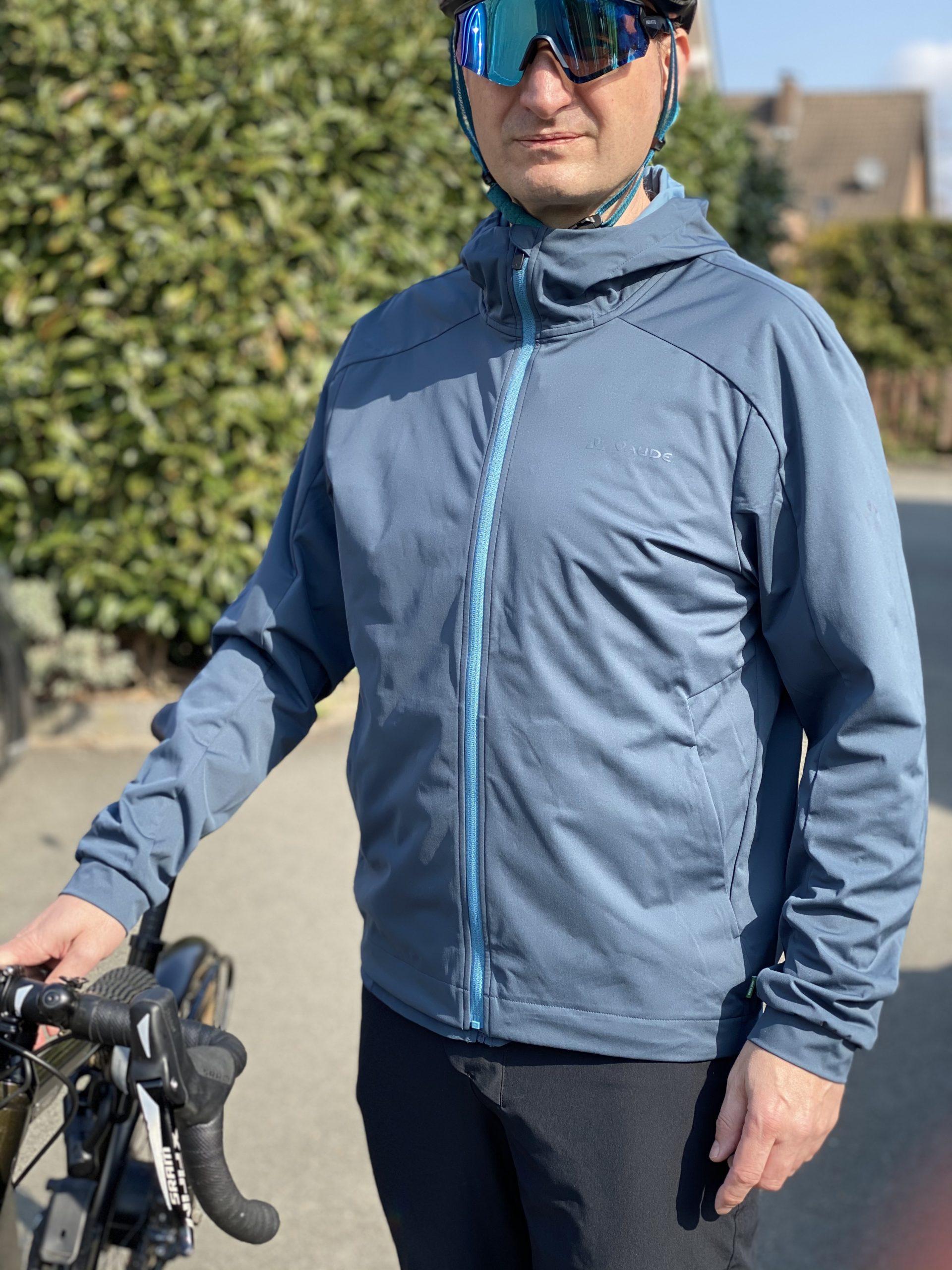 VAUDE Softshelljacke Cyclist II im Test