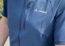 VAUDE Softshelljack Cyclist II und Qimsa Wind T-Shirt