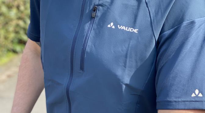 Wind T-Shirt im Test: Vaude Qimsa