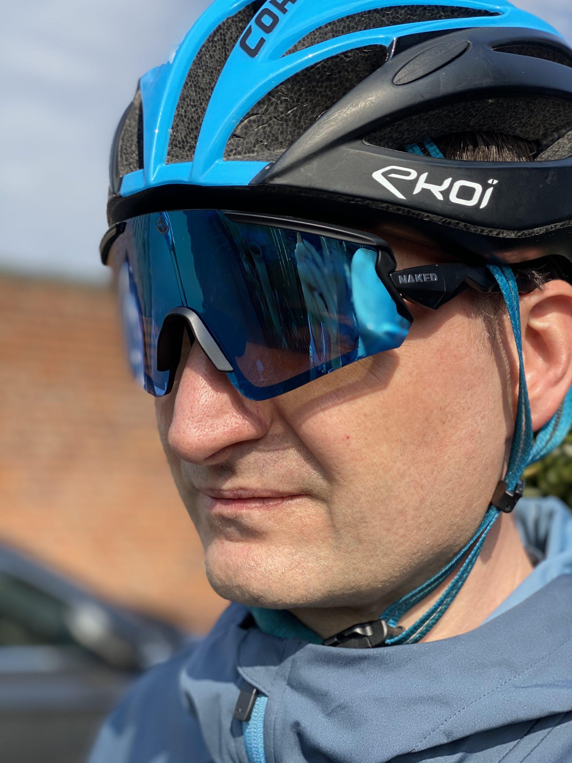The FALCON - mit Helm ein guter Durchblick