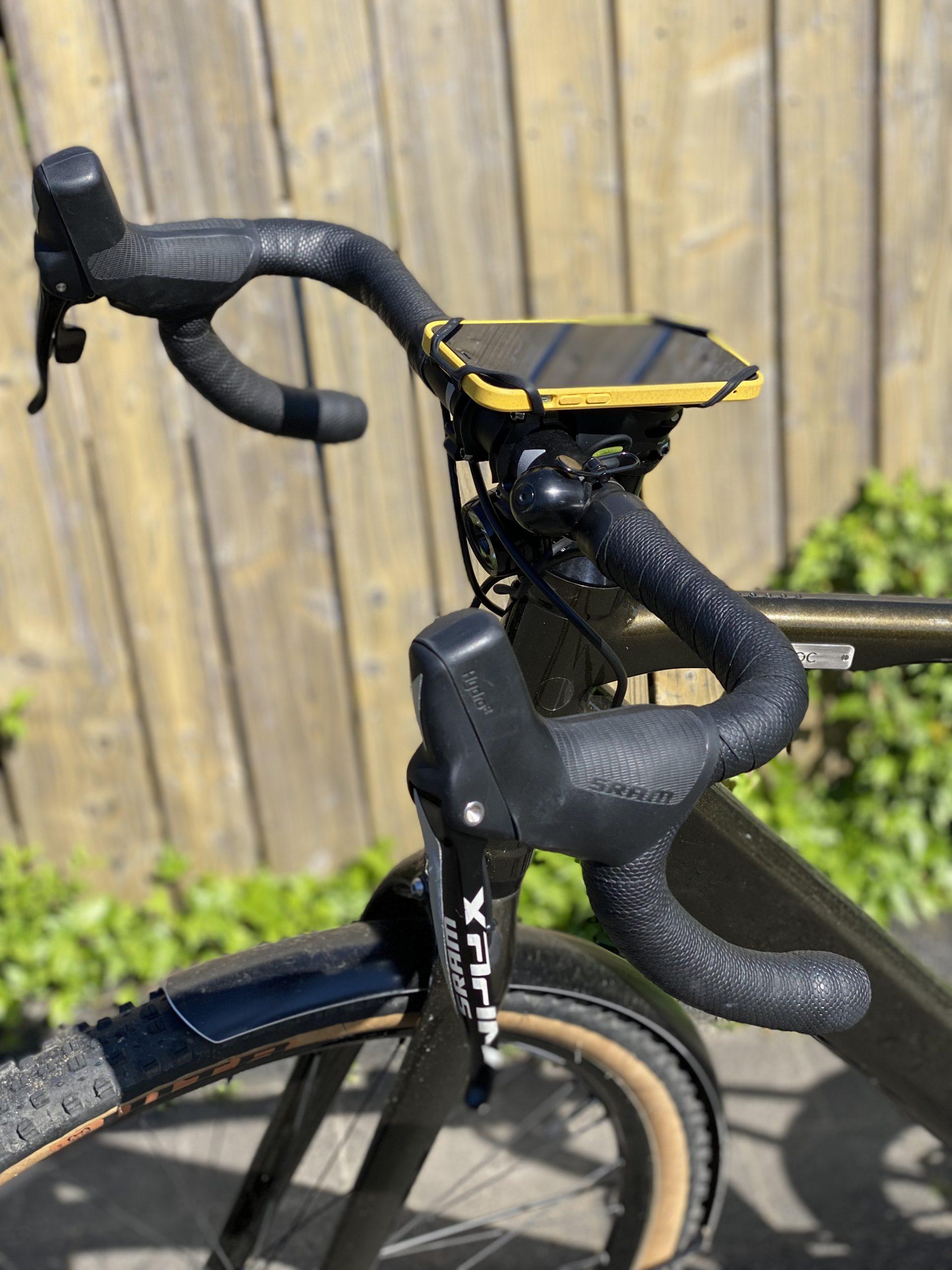 Bone Bike Tie Pro 2 - Fahrradhalterung für das Smartphone