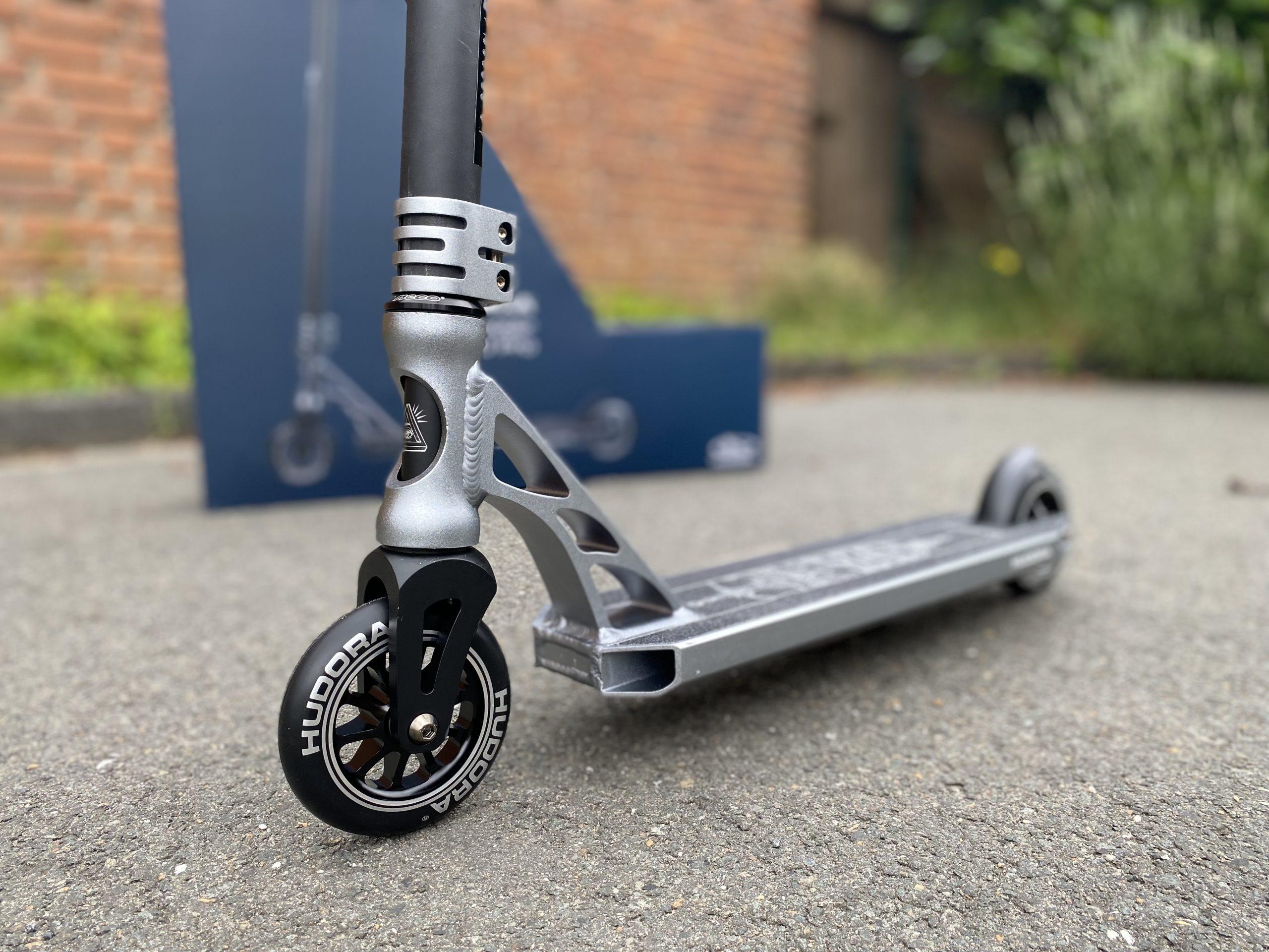 Hudora Stunt Scooter Pro im Test