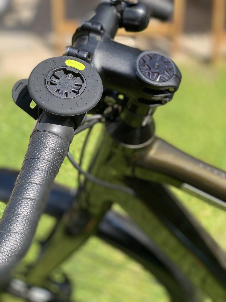 Bike Tie Connect Kit - Aufnahme am Lenker