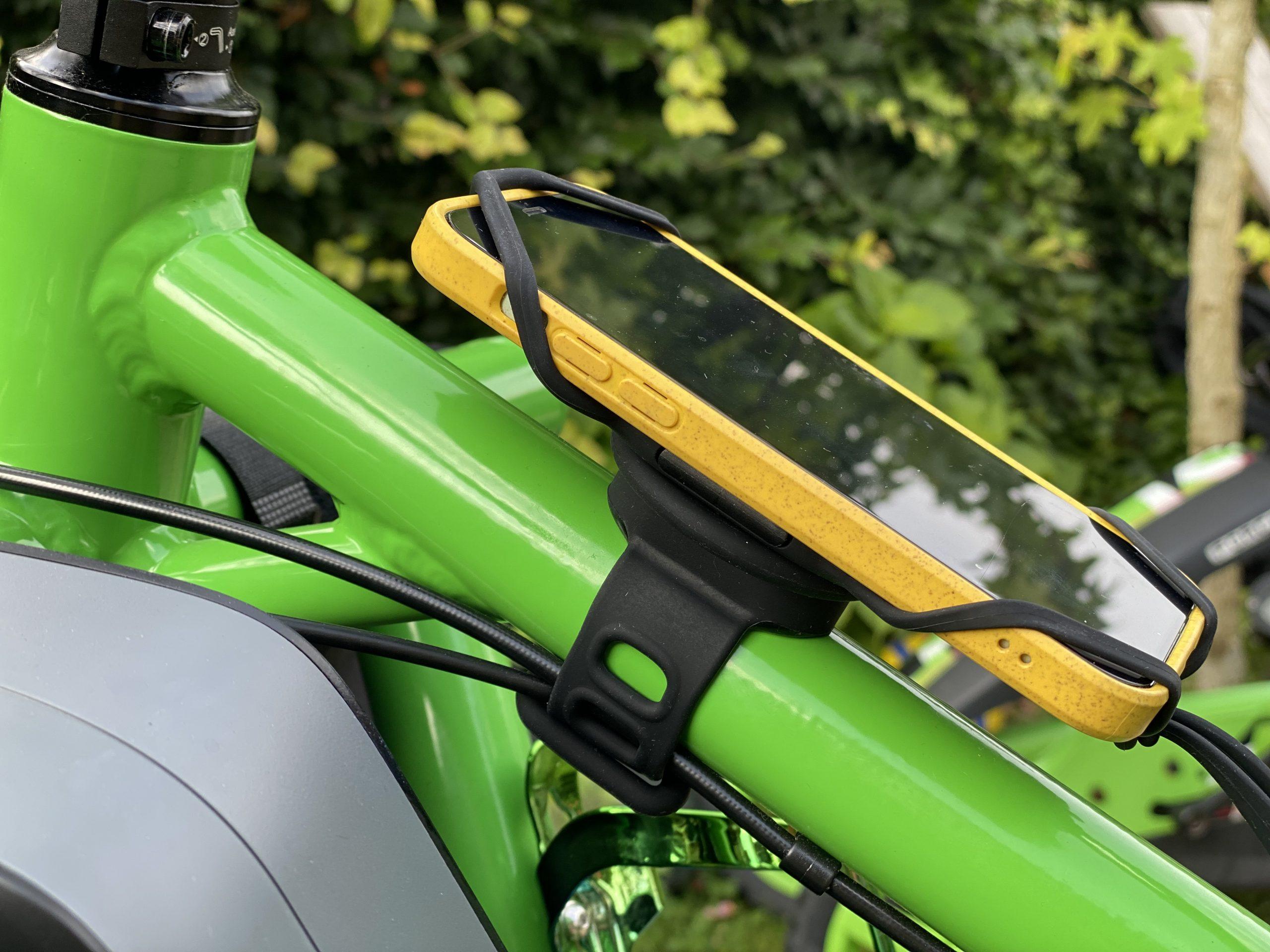 Bike Tie Connect Kit - Fahrradhalterung für das Smartphone
