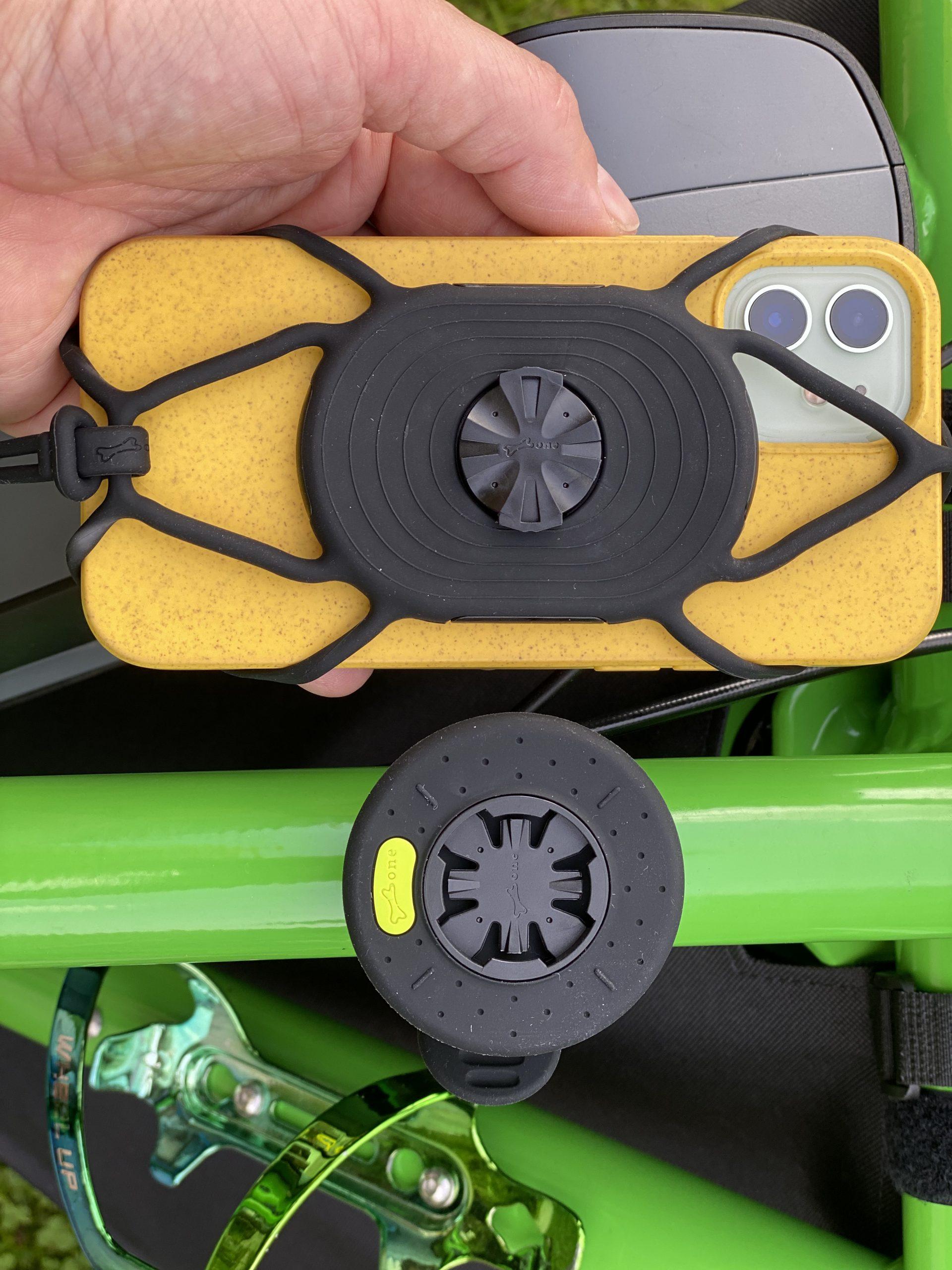 Bike Tie Connect Kit - Aufnahme