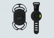Fahrradhalter für Smartphone und Garmin-Geräte: Bike Tie Connect Kit