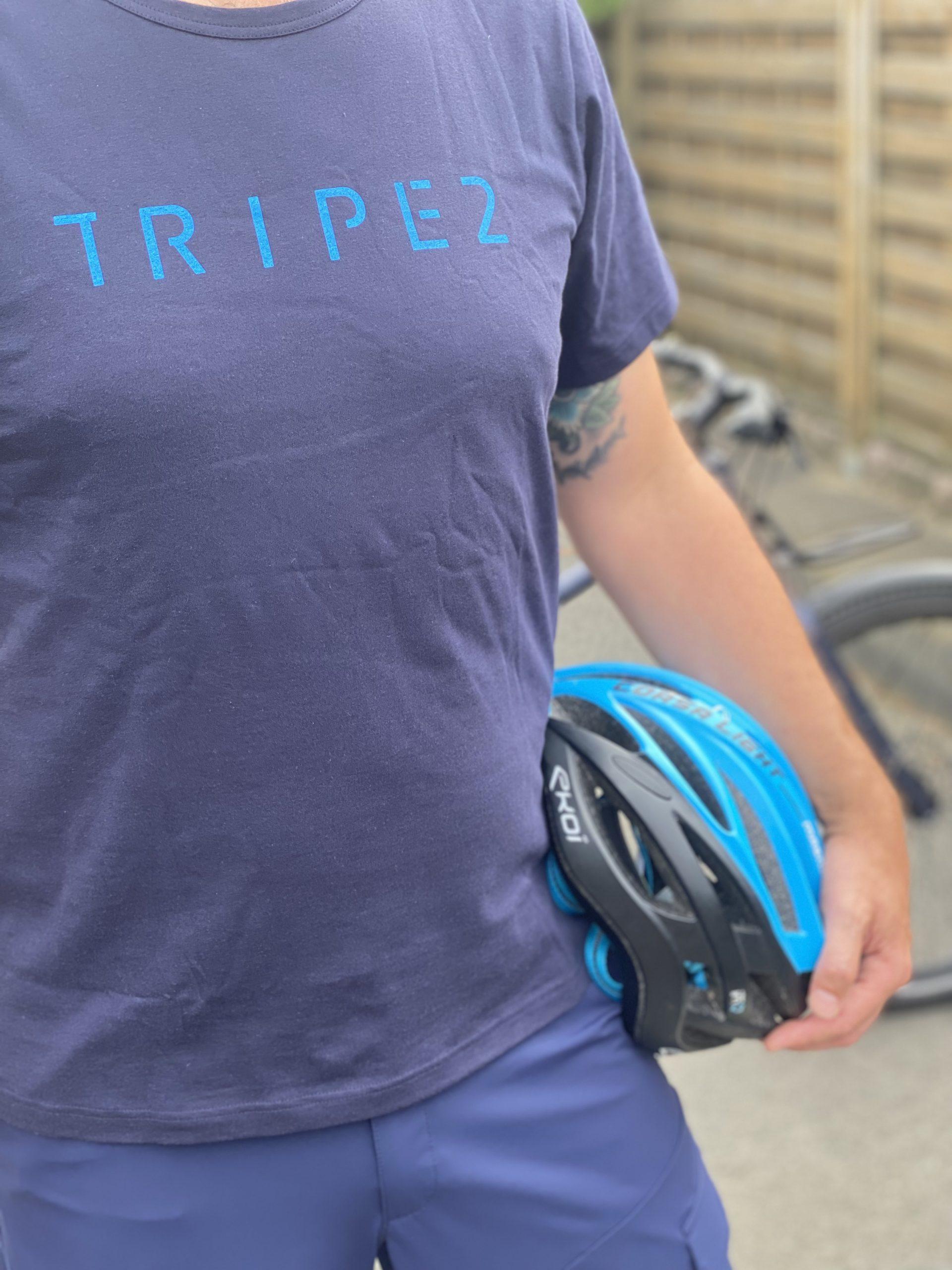 TUUR een - Shirt aus Bio Baumwolle für Radfahrer