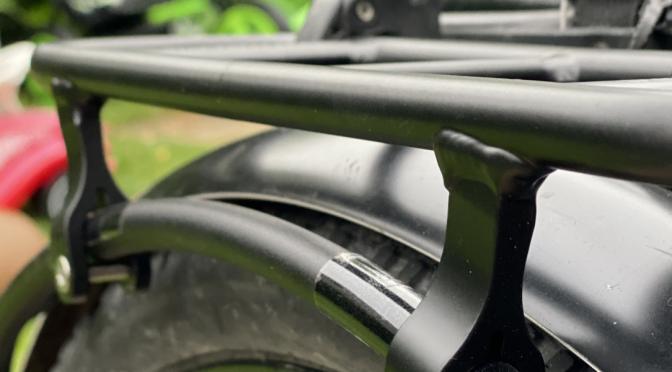 Coboc Racktop – Gepäckträger für große Taschen und Fahrradkörbe
